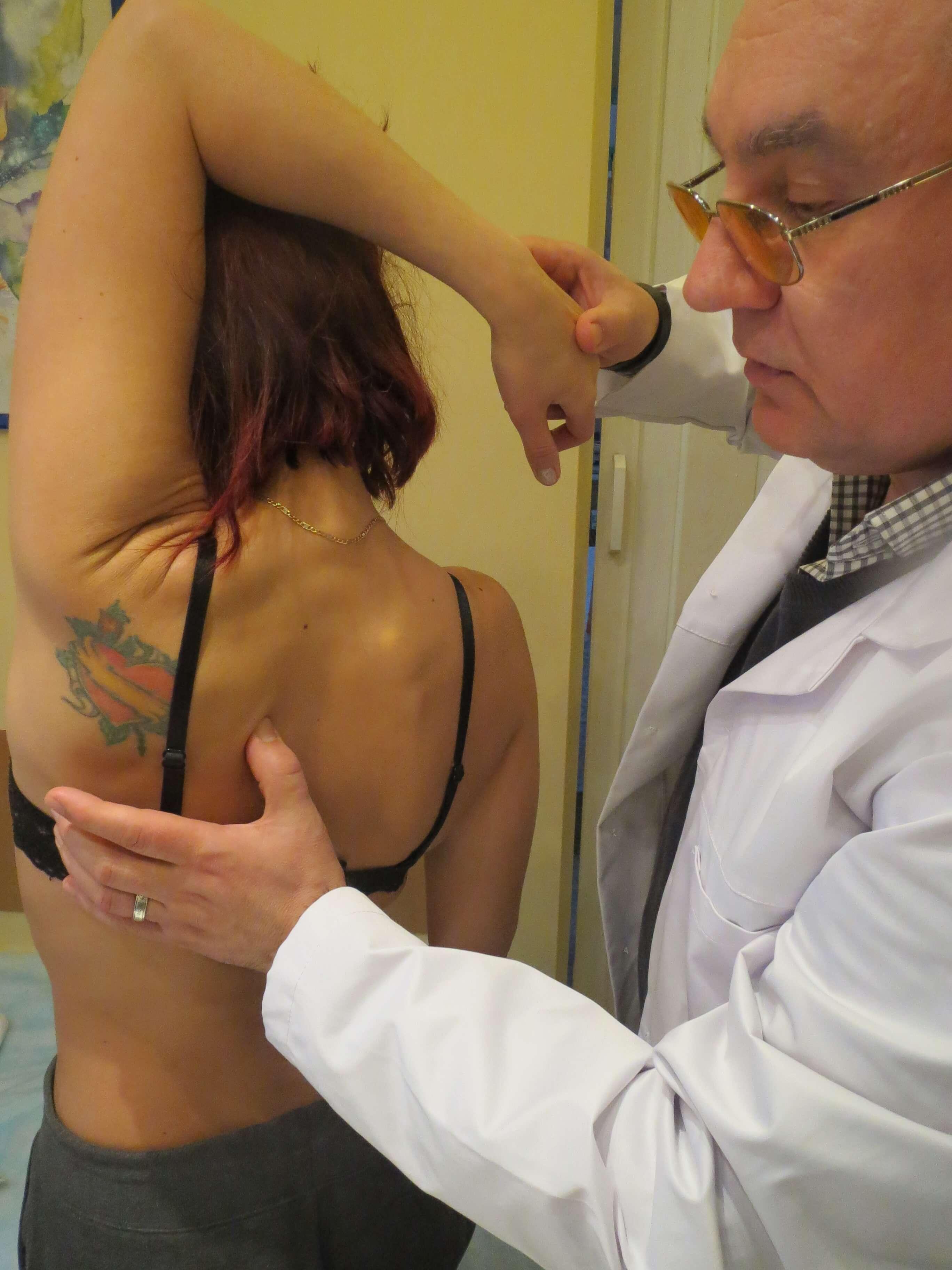 Остеохондроз: симптомы и причины заболевания