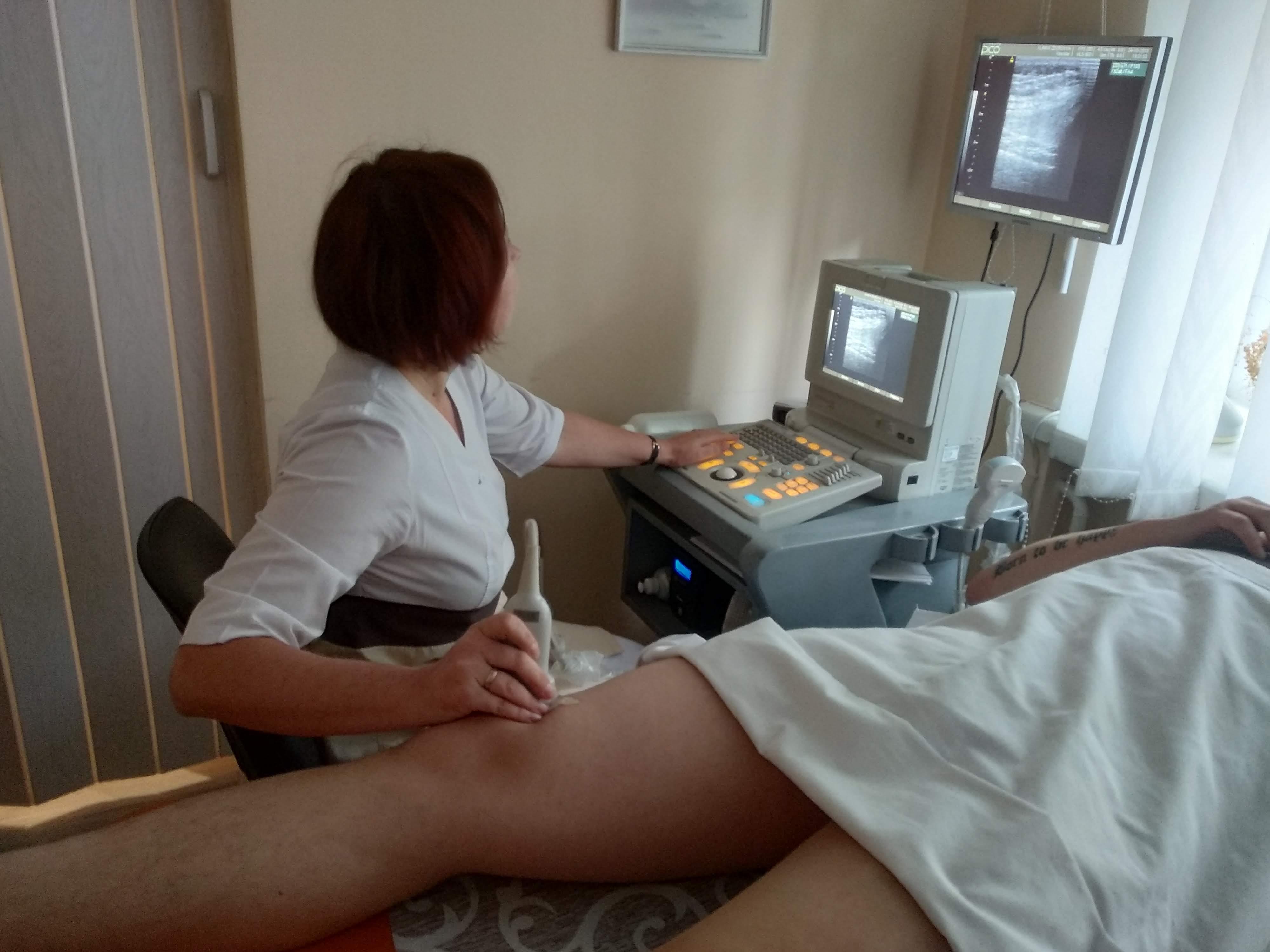 Ультразвукове  обстеження суглобів в «Медпрактиці здоров'я»